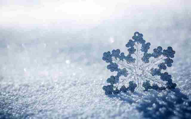 sognare neve